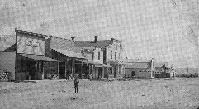 The story of Oshkosh,Nebraska